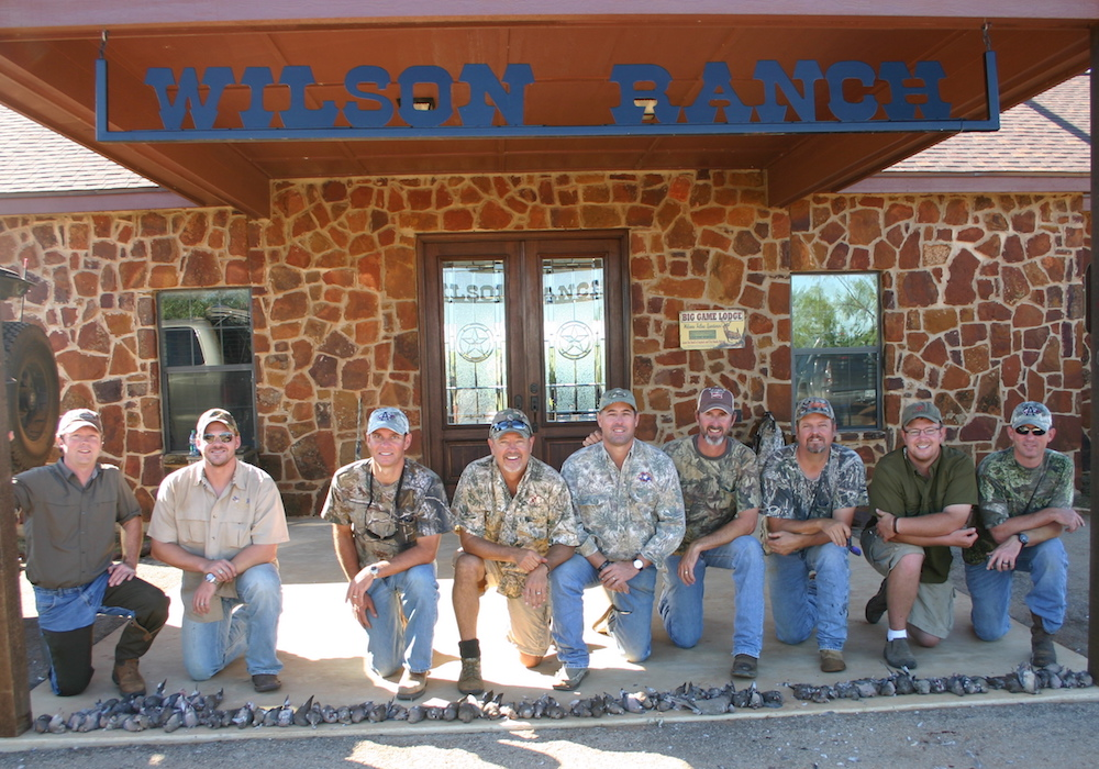 Dove and Quail Hunting at Wilson Whitetail & Wingshooting